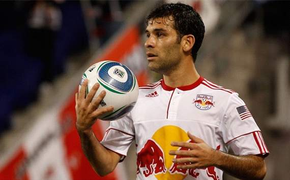 Rafa Márquez - New York Red Bulls - MLS