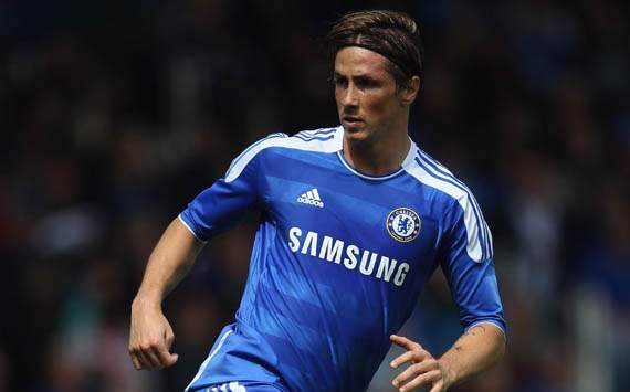 Portsmouth v Chelsea - Pre Season Friendly, Fernando Torres