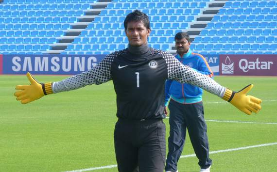 Subrata Paul all set to go to Germany for a trial at RB Leipzig in the Regionalliga Nord