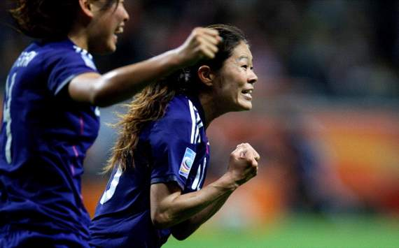 Japan v USA FIFA Women's World Cup 2011 Final,Homare Sawa