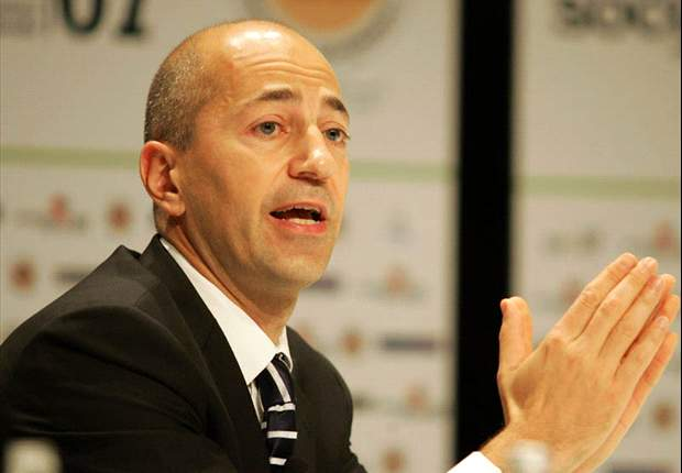 Arsenal's Gazidis in double FA appointment