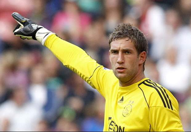 Roma closing in on deal for Ajax's Maarten Stekelenburg - report