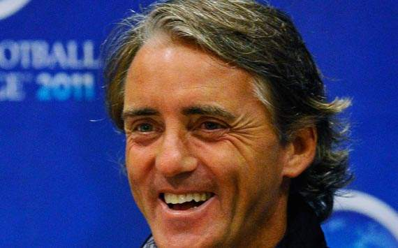 Mancini: We Are Still Behind United