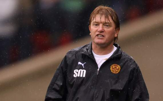 Stuart McCall, Motherwell