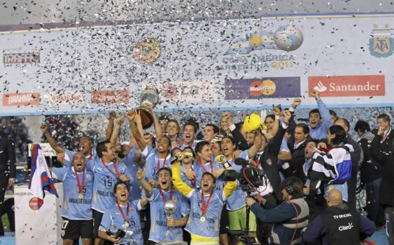 2016 Copa America to be held in the US