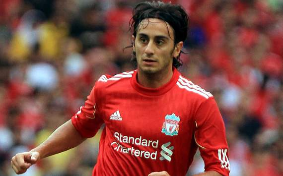 Alberto Aquilani - Liverpool (Getty Images)