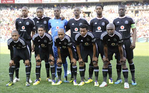 Orlando Pirates team photo