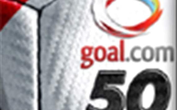 Qui va remporter le Top 50 de Goal.com ?