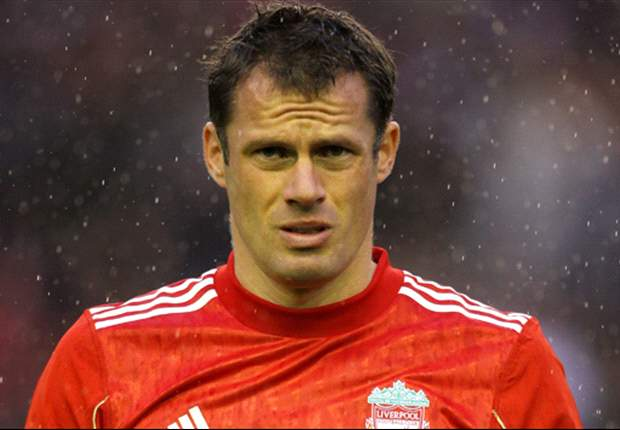 Jamie Carragher happy with life at Liverpool despite limited first-team opportunities
