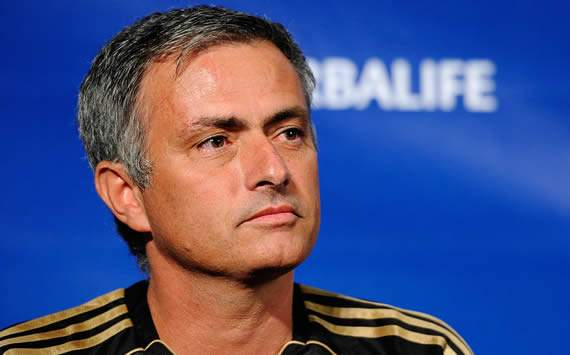 Real Madrid coach Jose Mourinho rejects Portugal link
