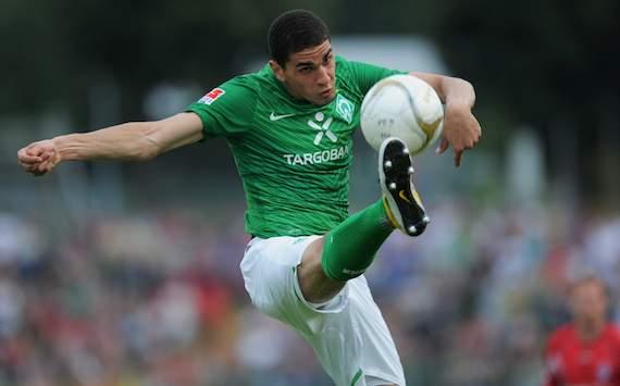 Werder Bremen defender Leon Balogun