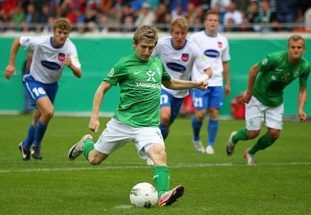 Inter lining up Werder Bremen's Marko Marin as alternative to Carlos Tevez - report