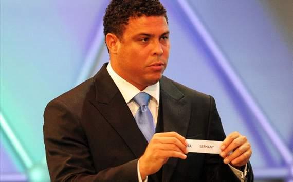 WC2014: Ronaldo draws Germany