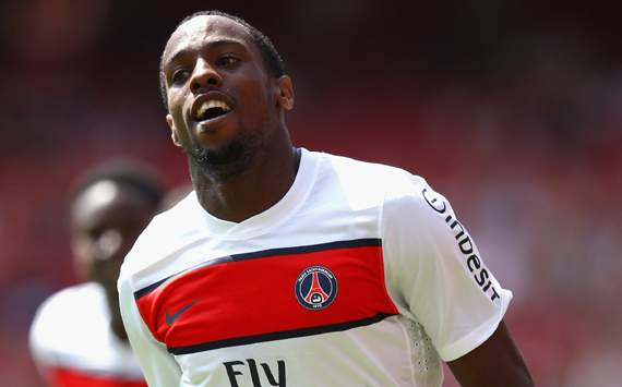 Emirates Cup : Jean Eudes Maurice, Boca Juniors v Paris St Germain
