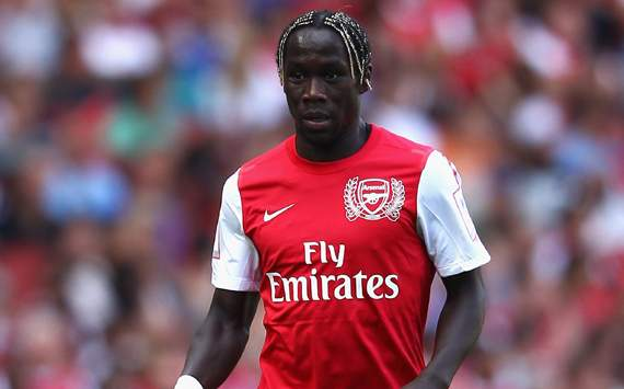 It is amazing to be back, says Sagna after appearance for Arsenal Under-21s
