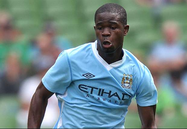 Manchester City recall midfielder Razak from Charlton loan