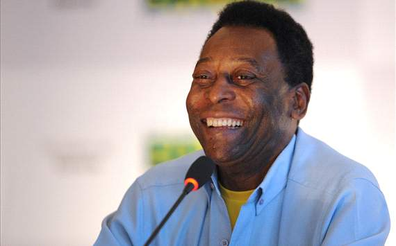 Pele: I will send my documentary film to Lionel Messi