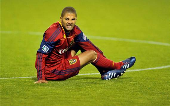 Alvaro Saborio, Real Salt Lake (Getty Images)