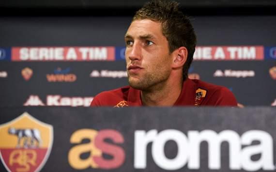 Maarten Stekelenburg, AS Roma