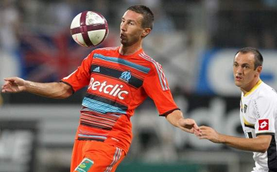 Ligue 1 : Morgan Amalfitano (Olympique de Marseille)