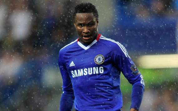 Chelsea midfielder Mikel reveals mind games forced Robben penalty miss