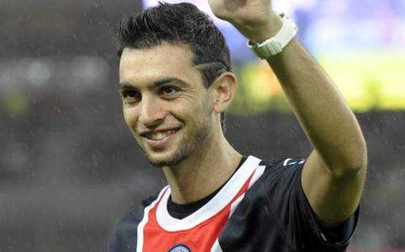 Ligue 1 : Javier Pastore (Paris SG)
