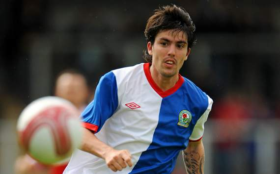 Blackburn's Formica joins Palermo's relegation fight