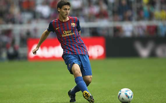 Bologna confirm capture of Barcelona's Riverola