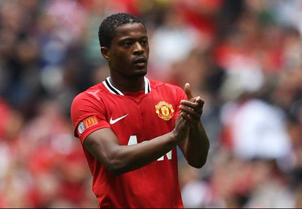 Evra: England can emulate Chelsea at Euro 2012