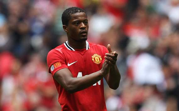 It was clearly a difficult season for Evra - Former Manchester United defender Albiston