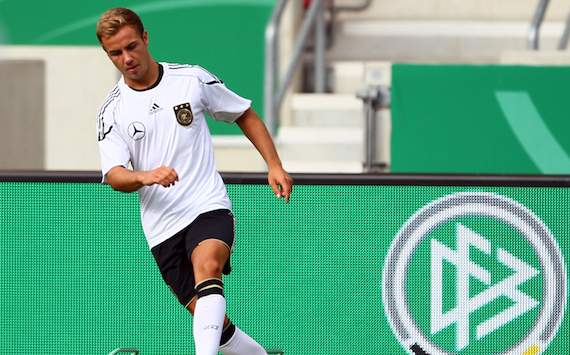 TEAM NEWS: Mario Gotze starts for Germany while Ganso omitted from Brazil squad