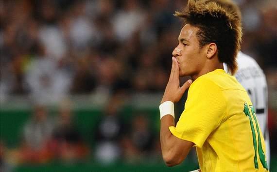Neymar, Brazil (Getty Images)