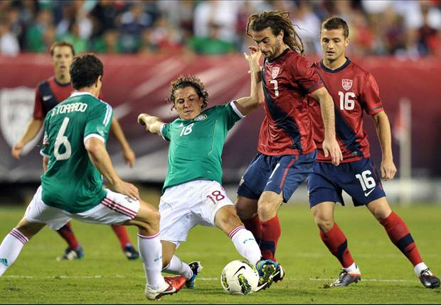 Andres Guardado: Mexico played better than the United States