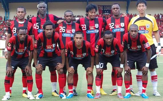 SCTV CUP 2011