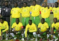 World Cup: Togo squad in last African Cup (AFP)