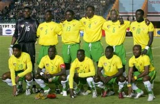 Togo government confirms the death of six players in fatal bus crash