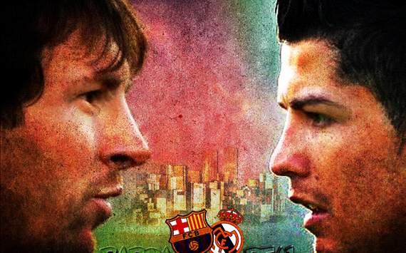 Duelo Messi vs. Ronaldo ¿Qué nota merecen?