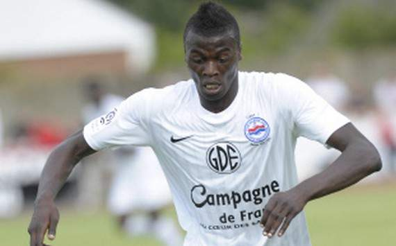 Arsenal's M'Baye Niang bid rejected by Caen