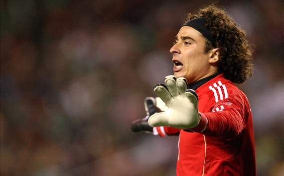 Ajaccio set to allow Guillermo Ochoa exit