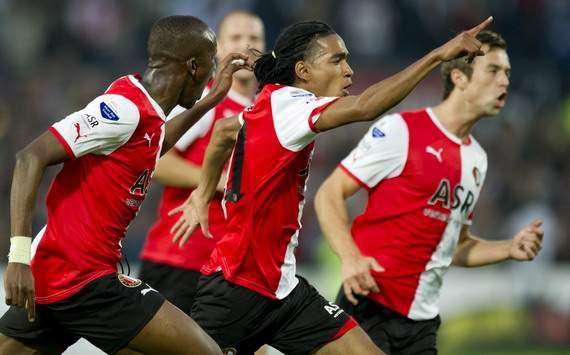 Cabral - Feyenoord 2011
