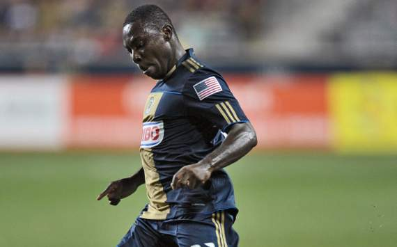 Freddy Adu, Philadelphia Union, MLS