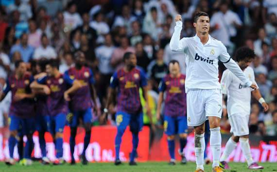 Spanish Supercup: Real Madrid vs Barcelona: Cristiano Ronaldo laments