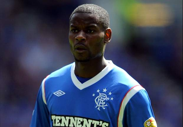 Maurice Edu frustrated with the crisis at Rangers FC