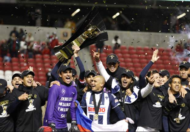 2012-13 CONCACAF Champions League groups revealed