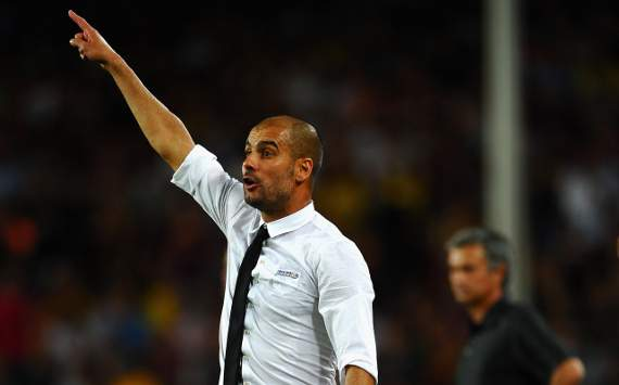 Pep Guardiola, Barcelona - Real Madrid, Spanish Super Cup 2011