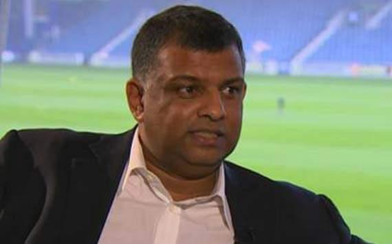 QPR owner -  Tony Fernandes