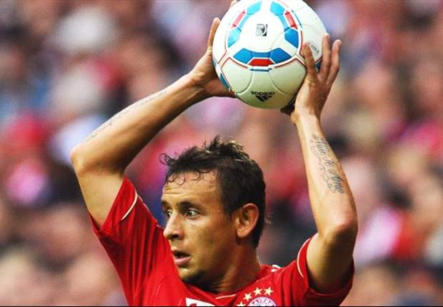 'I don't fear competition at Bayern' - Rafinha