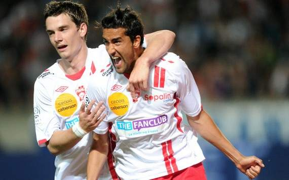Ligue 1 : Benjamin Jeannot &amp; Youssouf Hajdi (AS Nancy)