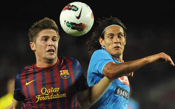 Fontas: I have never thought about leaving Barcelona