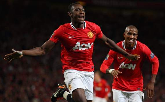 EPL,Danny Welbeck,Manchester United v Tottenham Hotspur